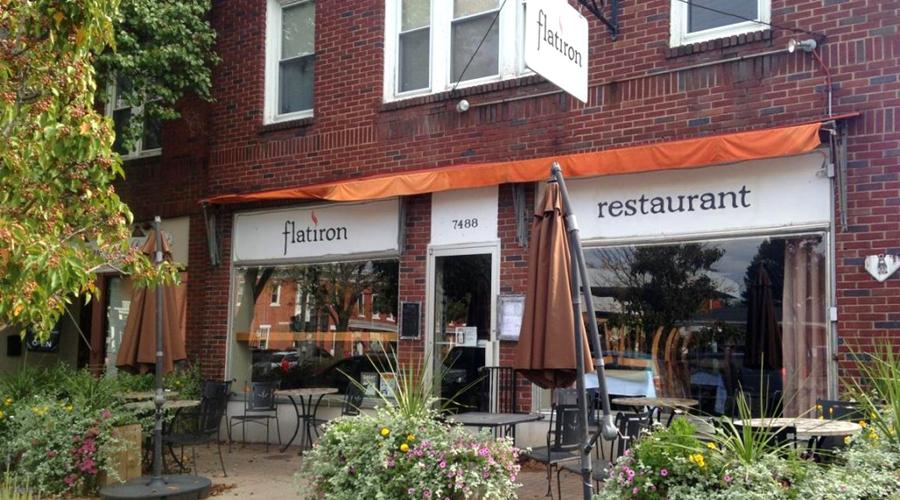 Flatiron Restaurant American Restaurant Bar